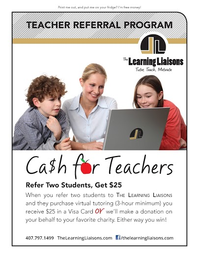 Learning Liaisons - 1 on 1 Online Tutoring